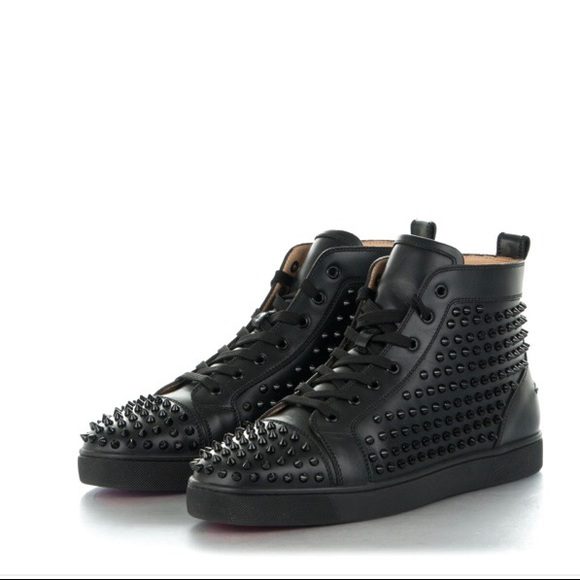 8a374a8e595e Christian Louboutin Other - Christian Louboutin Louis Spikes Men s shoes